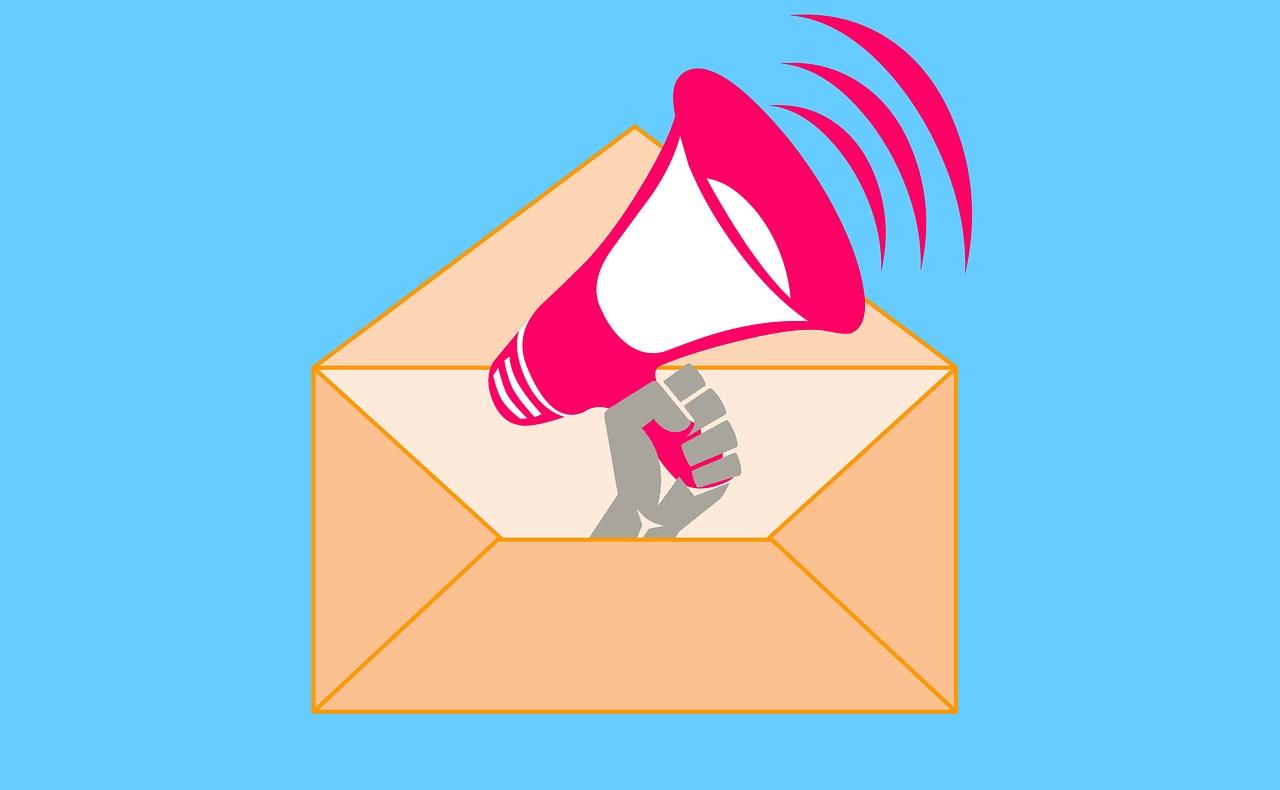 Envoi des emails pro : les erreurs à éviter